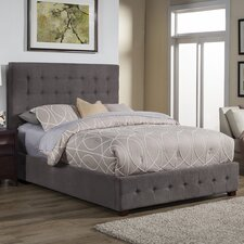 Alma Panel Bed