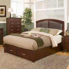 Atherton Storage Panel Bed