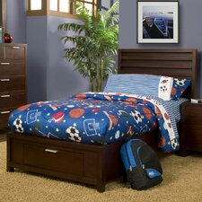 Urban Youth Platform Bed