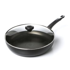 "High Performance 12"" Nonstick Skillet with Lid"