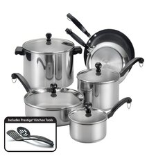 Classic Series 12 Piece Cookware Set