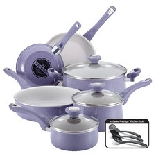 Ceramic Cookware 12 Piece Cookware Set