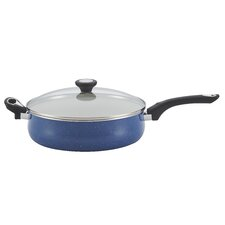 Ceramic Cookware 5-qt. Jumbo Cooker with Lid