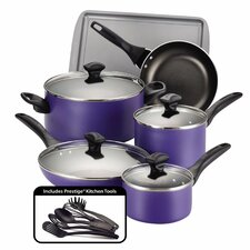 Nonstick 15 Piece Cookware Set
