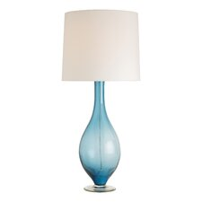 "Jansen 32.5"" H Table Lamp with Empire Shade"