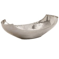 Swain Large Hammered Decorative Bowl