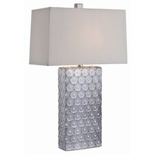 """29"""" H Table Lamp with Rectangular Shade"""