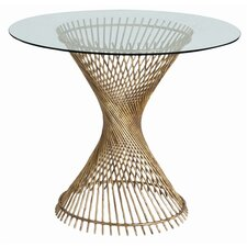 Pascal Iron / Glass Entry Table