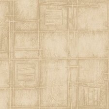 """Whimsical Children's Vol. 1 Tonal Square 20.5' x 33"""" Abstract Wallpaper"""