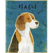 Top Dog Beagle Wall Mural