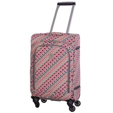 "Tiles 20"" Spinner Suitcase"