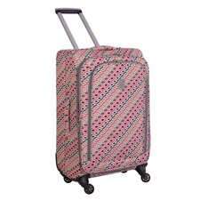"Tiles 24"" Spinner Suitcase"