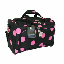 "Dots 18"" City Travel Duffel"