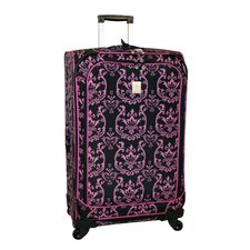 "Damask 28"" Spinner Suitcase"