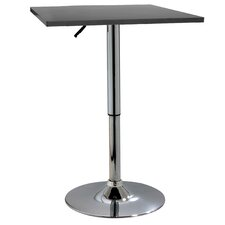 AmeriHome Adjustable Height Pub Table
