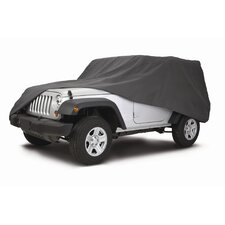 Overdrive Polypro 3 Jeep Cover