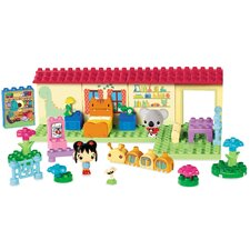 Nickelodeon Ni Hao Kai-Lan's Buildable Bedroom Set