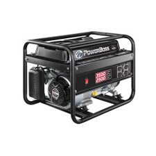 Power Boss 2,500 Watt Portable Generator with Recoil Start