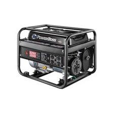 Power Boss 3,500 Watt Portable Generator with Recoil Start