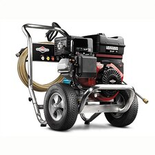 Professional 3700 PSI (Gas / Cold Water) Pressure Washer with CAT Pump