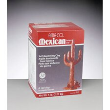 Mexican Pottery Clay 5 Lb.