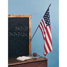 United States Traditional Classroom Flag (Set of 2)