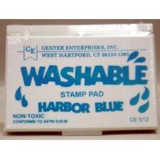 Stamp Pad Washable Harbor