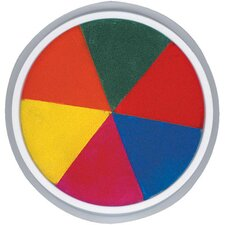 Jumbo Circular Washable 6-in-1 Pads