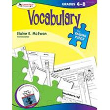 Vocabulary The Reading Puzzle Book