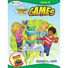 Engage The Brain Games Grade 5 Book
