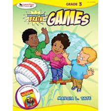 Engage The Brain Games Grade 3 Book