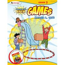Engage The Brain Games Grade 2 Book