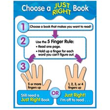 Choose a Just Right Book Chart