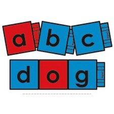 Large Unifix Cvc Magnets Letters