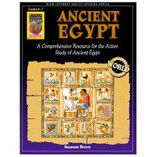 Ancient Egypt Grade 4-7 Book