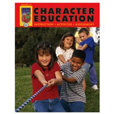 Character Education Grade 4-6 Book