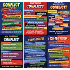 Conflict Resolution (Set of 6)