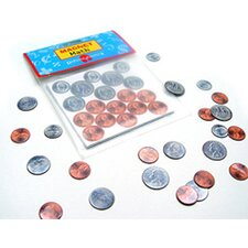 Magnet Coins Learning Tool (Set of 2)