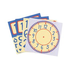 Magnet Clocks Learning Tool