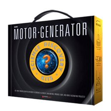 Science Set Motor/Generator Learning Tool