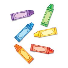 Crayons Mini Accent (Set of 3)