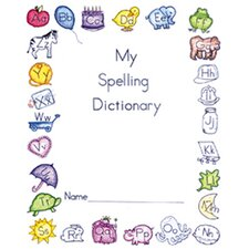 My Spelling Dictionary Book