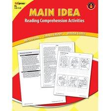 Main Idea Comprehension Book Book
