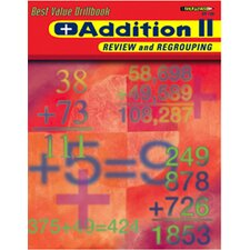 Addition 2 Review and Regrouping Book (Set of 2)