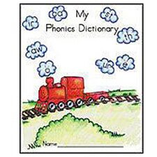 My Phonics Dictionary Book