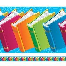 Books Spotlight Classroom Border (Set of 2)