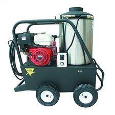 Q Series 3000 PSI Hot Water Gas Pressure Washer