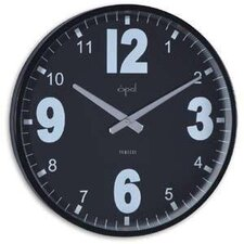 "15"" Steel Case Stylish Wall Clock"