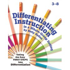 Differentiating Instruction in a Lesson Book