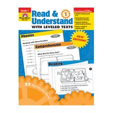 Read and Understand Stories Book